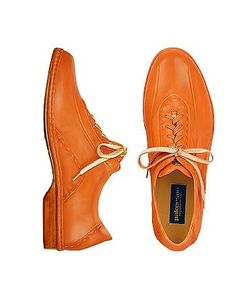 Pakerson | Italian Hand Made Calf Leather Lace-Up Shoes