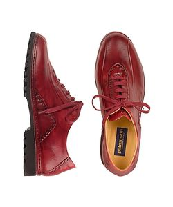 Pakerson | Italian Hand Made Leather Lace-Up Shoes