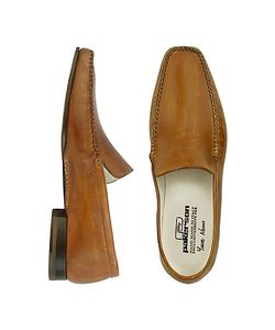 Pakerson   Italian Handmade Leather Loafer Shoes