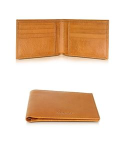 Pineider | Country Leather Billfold Wallet