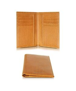 Pineider | Country Leather Vertical Wallet