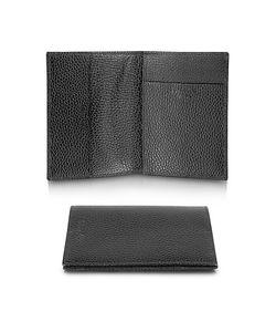 Pineider   Country Genuine Leather Passport Holder