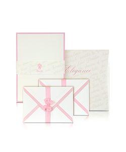 Pineider | Power Elegance 50 Sheets White Letter Paper