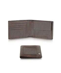 Piquadro | Vibe Leather Coin Pocket Billfold