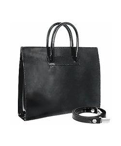 Pratesi | Ladies Polished Leather Classic Handbag