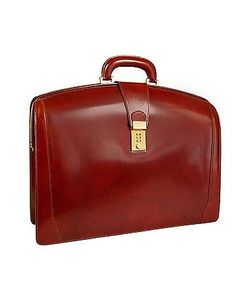 Pratesi | Brunelleschi Italian Leather Briefcase