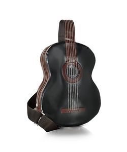 Pratesi | Guitar Backpack W/Mp3 Speaker Connection