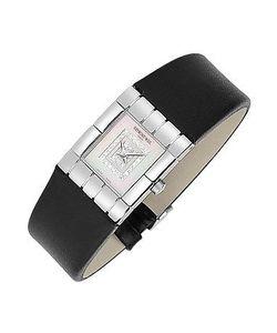 Raymond Weil | Tema Ladies Double Diamond River Leather Watch