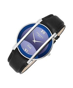 Raymond Weil | Othello Mens Stainless Steel And Leather Watch