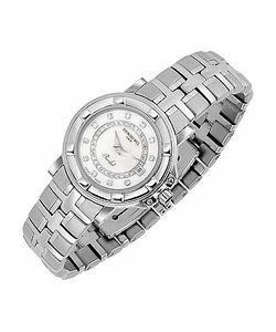 Raymond Weil | Parsifal Ladies Diamond River And Mother Of Pearl Date Watch