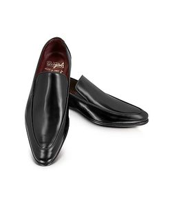 Fratelli Borgioli | Cricket Leather Loafer