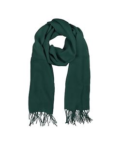 Mila Schon | Petrol Wool And Cashmere Stole