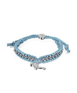 Sho London   Manatee Friendship Silk Bracelet