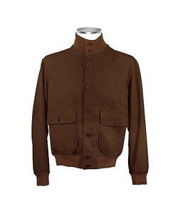 SCHIATTI & C | Mens Italian Suede Two-Pocket Jacket