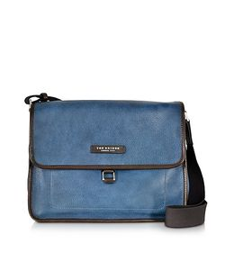 The Bridge | Urban Leather Messenger Bag