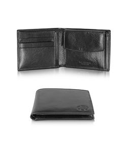 The Bridge | Story Uomo Leather Wallet W/Coin Pocket