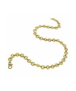 Torrini | Etrusca 18k Gold Small Chiselled Chain