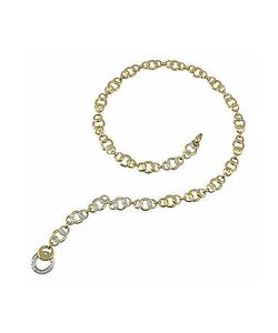 Torrini | Romance 18k Gold And Diamonds Necklace