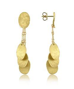 Torrini | Nuvole Moving 18k Drop Earrings