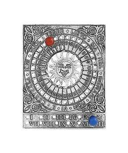 Torrini | Lorenzos Sterling Silver Perpetual Calendar