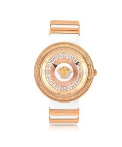 Versace | V Metal Icon Golden Womens Watch