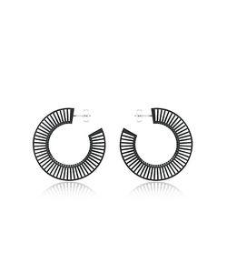 VOJD STUDIOS | Phase Hoop Earrings