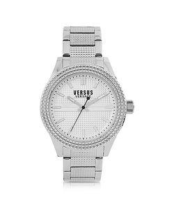 Versace Versus | Bayside Tone Stainless Steel Unisex Bracelet Watch