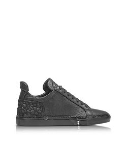Ylati | Amalfi Low 2.0 Diamonds Leather Mens Sneaker