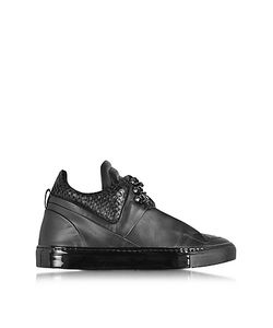 Ylati | Poseidon Upper Leather Mens Sneaker