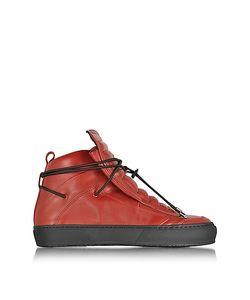 Ylati | Ulisse Leather High Top Sneaker