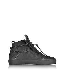 Ylati | Ulisse Nabuk High Top Sneaker