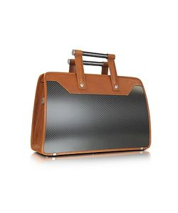 Aznom | Carbon Business Vintage Carbon Fiber Briefcase