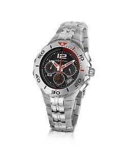 Zoppini | Stainless Steel Bracelet Chrono Watch