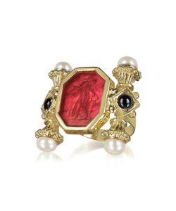 Tagliamonte | Classics Collection Кольцо Из Золота 18 Карат С Рубинами И