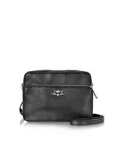 Zadig & Voltaire   Quilted Leather Boxy Xl Zip Crossbody Bag