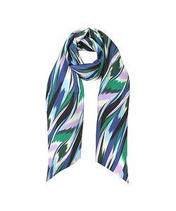Missoni | Printed Silk Long Scarf
