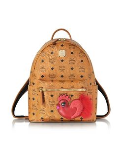MCM   New Year Series Small Backpack