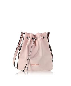 ARMANI JEANS | New Light Eco Leather Bucket Bag