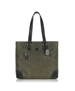 BRIC'S | Life 60th Microsuede Tote Bag
