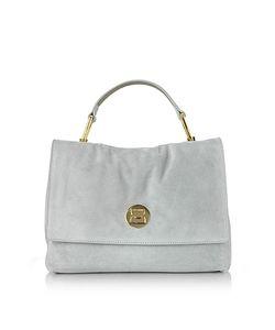 Coccinelle | Liya Iris Suede Satchel Bag