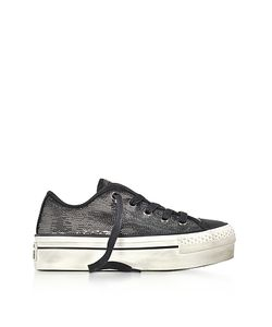 Converse Limited Edition | Chuck Taylor All Star High Distressed Flatform Ox Thunder