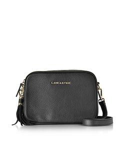 LANCASTER PARIS | Mademoiselle Ana Grained Leather Crossbody Bag