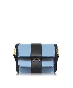 Marni | Iris And Leather Mini Trunk Bag