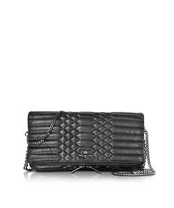 Zadig & Voltaire | Quilted Leather Rock Mat Scales