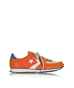 Converse Limited Edition | Auckland Racer Distressed Ox My Van Is On Fire Mens Sneakers