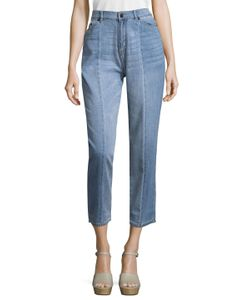 The Fifth Label   Beau Cropped Jean