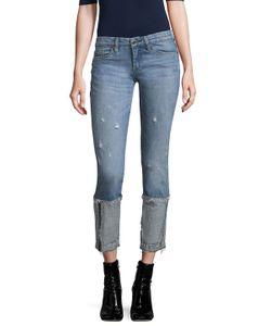 BLANKNYC | Patchwork Skinny Jeans
