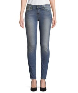 Alice And Olivia By Stacey Bendet | Jane Five-Pocket Skinny Jeans