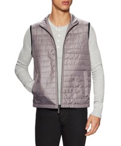 Brooks Brothers   Solid Quilted Vest