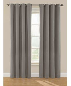 ECLIPSE | Nadya Solid Blackout Window Curtain Panel